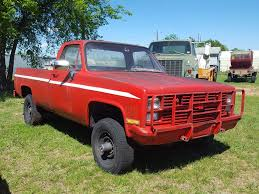 100 Truck For Sale In Texas No1304_Chevrolet_M1008_CUCV_4x4 Military For Sale In