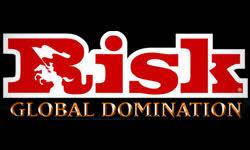 Risk Board Game Logo Design