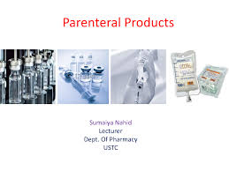 High Ceiling Diuretics Ppt by Parenteral Products Authorstream