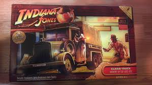 Amazon.com: Indiana Jones Cargo Truck: Toys & Games