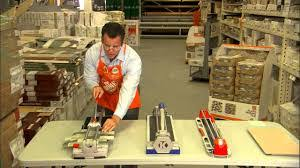Kobalt Tile Cutter You Tube by Cutting Glass Metro Tiles Should You Require Exposed Ends When Not