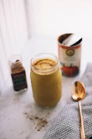 Triple Grande Pumpkin Spice Latte Calories by Healthy Pumpkin Spice Smoothie Recipe Sequins U0026 Stripes