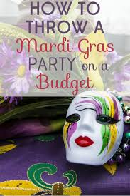 Mardi Gras Wooden Door Decorations by Tips For Throwing A Dazzling Mardi Gras Party On A Budget Mardi