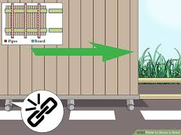 Mule 4 Shed Mover by 4 Ways To Move A Shed Wikihow