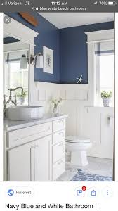 Pin By Plush Fashion Styling On Hamptons Bathroom In 2019 | Navy ... Blue Bathroom Sets Stylish Paris Shower Curtain Aqua Bathrooms Blueridgeapartmentscom Yellow And Accsories Elegant Unique Navy Plete Ideas Example Small Rugs And Gold Decor Home Decorating Beige Brown Glossy Design Popular 55 12 Best How To Decorate 23 Amazing Royal Blue Bathrooms