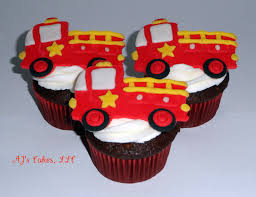 AJ's Cakes: Fire Truck Cupcakes Fire Engine Cupcake Toppers Fire Truck Cupcake Set Of 12 In 2018 Products Pinterest Emma Rameys Firetruck 3rd Birthday Party Lamberts Lately Fireman Firehouse Etsy Monster Cake Ideas Edible With Free Printables How To Nest For Less Refighter Boy Truck Topper Image Rebecca Cakes Bakes Pin By Diana Olivas On Diana Cupcakes Fondant Red Yellow Rad Hostess The Mommyapolis
