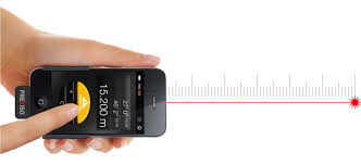 Prexiso iC3 lets your iPhone measure distances… with a laser