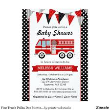 Fire Truck Polka Dot Bunting Baby Shower Card Cute Fire Truck ... Fire Truck Baby Shower The Queen Of Showers Custom Cakes By Julie Cake Decorations Plmeaproclub Party Favors Cheap Twittervenezuelaco Firetruck Invitation For A Boy Red Black Invitations Red And Gray Create Bake Love 54 Best Fighter Baby Stuff Images On Pinterest Polka Dot Bunting Card Cute Fire Truck Tonka Toy Halloween Basket Bucket Plush Themed Birthday Project Nursery