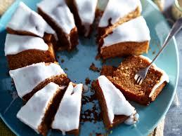möhrenkuchen mit zitronenguss rezept lecker