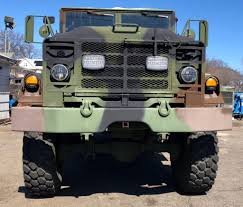 100 6x6 Trucks For Sale Clean 1990 BMY M931a2 6X6 Truck For Sale
