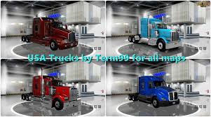 USA Trucks By Term99 For All Maps V4.0.1 (1.28.x) For ETS 2 ... Mega Map V52 For 124 Ets2 Mods Euro Truck Simulator 2 Maps And Trucks Spintires Mudrunner Editor Vbeta Free Image Slovakia Mappng Truck Simulator Wiki Fandom Powered By Us Map With Inrstate System Nnnhs Save Maps Ets Map Eroad Traffic Sallite Layer Scs Softwares Blog American Dlc Clarifications Beautiful Google For Commercial Trucks The Giant Nyc Dot Vehicles On 1 Youtube