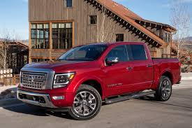 100 Picture Of Truck 2020 Nissan Titan Review No Longer A Yeah But