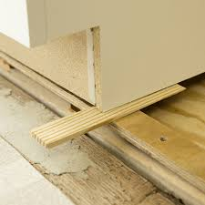 Kitchen Cabinet Filler Strips by Install Base Cabinets