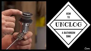 Unclog A Bathtub Drain Without Chemicals by Best How To Unclog Bathroom Sink Pictures Interior Design Ideas