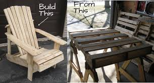 Pallet Adirondack Chair Plans Woodwork City Free Woodworking Plans