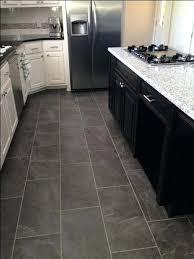 slate tile flooring attractive floor tiles for kitchen and black