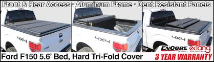 2015-2018 FORD F150 5.5' BED EXTANG ENCORE TRUCK BED COVER 62475 ...