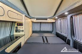 VW Campervan Conversions For Sale Bed