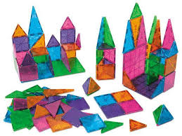 magna tiles clear colors 100 piece set singapore toy store playhao
