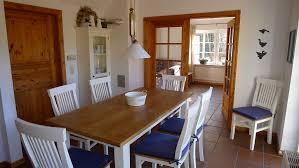 küche großer durchgang zum wohnzimmer durch die zweiflügel