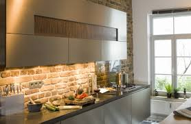 kitchen linear lights features led rope lights