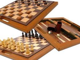 Deluxe 3 In 1 Wooden Classic Game Set Only 32 Reg 6999