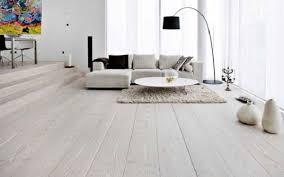 White Ash Wood Floor