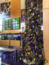 Brandon Saho On Twitter Coach Os Christmas Tree Is Now Decorated At LSU