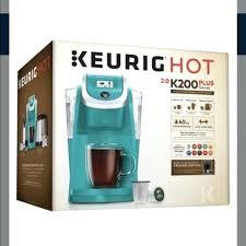 Keurig K250 Coffee Maker Sandy Pearl Brewer Bundle