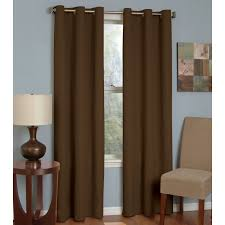 Jcpenney Thermal Blackout Curtains by Eclipse Curtains Microfiber Grommet Blackout Energy Efficient