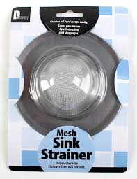 Mesh Sink Strainer Walmart by Amazon Com Discovery Stainless Steel Mesh Sink Strainer 1 Pack