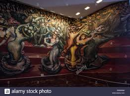 David Alfaro Siqueiros Murales by Giant Mural By Mexican Artist David Alfaro Siqueiros Chapultepec