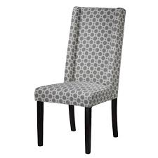 Shop Cortesi Home Jenna Dining Chair In Grey Pattern Fabric Set Of Elegant Set Of 2 Beige Fabric Accent Ding Chairs Tufted Pattern Decenthome Geometric Print Lien Chair For Living Shop Aurora Trellis On Sale Room Zebra White Amazoncom Btsky Stretch Covers 6 Sally Upholstered Grey Flower 103621 Newbridge 7pc Coaster Diamond Awesome To Do Mhwatson Printed Seater Table Animal Inspire Q Blanca Round Back Gray Chain
