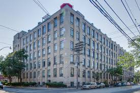 100 Candy Factory Lofts Toronto The Coveted Built In 1907 As A Garment