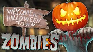 Halloween Town 3 Characters by Call Of Duty Halloween Town Zombies