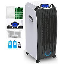 3in1 aircooler 8 liter mobile klimaanlage klimagerät luftreiniger klima ventilator mit fernbedienung luftkühler luftbefeuchtung