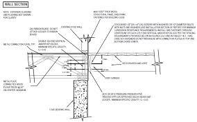 Floor Joist Spans For Decks by 16 Residential Floor Joist Spacing House Blueprints Design