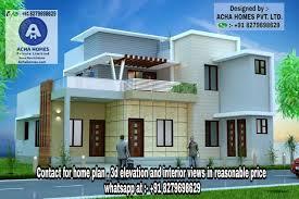 100 Designs For Home Modern For 35 Feet By 40 Feet Plot