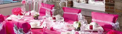 déco de table originale pour baptême et mariage
