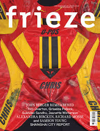 100 Contemporary Magazine Art Magazine Frieze Redesigns To Be Less Beautiful