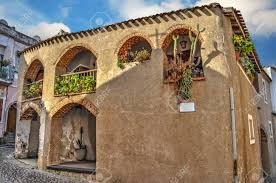 100 Sardinia House House With Arches In Galtell