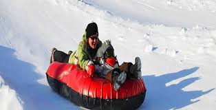 7 Awesome Places To Take The Kids Snow Tubing
