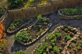 Image Of Vegetable Garden Fence Ideas Picture