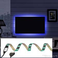 black pcb tv backlight kit computer led light etopxizu 3 28ft