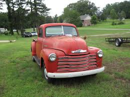 100 1951 Chevy Truck For Sale Vintage Pickup Searcy AR