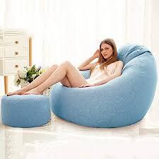 de wohnzimmer sitzsack einzelbett freizeit sitzsack