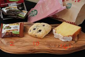 Starbucks Pumpkin Muffin Calories by Starbucks And La Boulange Picks And Points Ornabakes