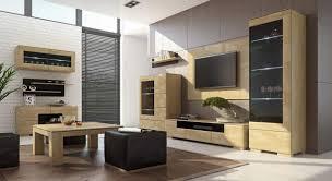 wohnzimmermöbel wohnzimmer komplett set k lipik 12 teilig teilmassiv farbe eiche schwarz