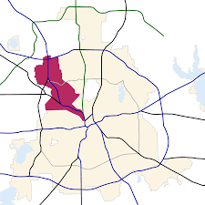 Northwest Dallas Wikipedia