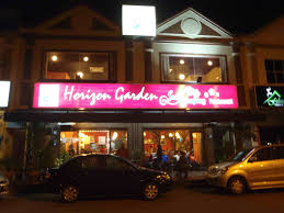 Journal Food Horizon Garden Restaurant Seri Manjung Perak